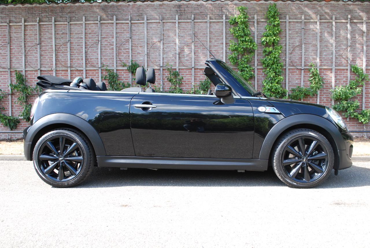 Mini Cooper S Cabriolet Betaalbaar Bmw Touring Rijden