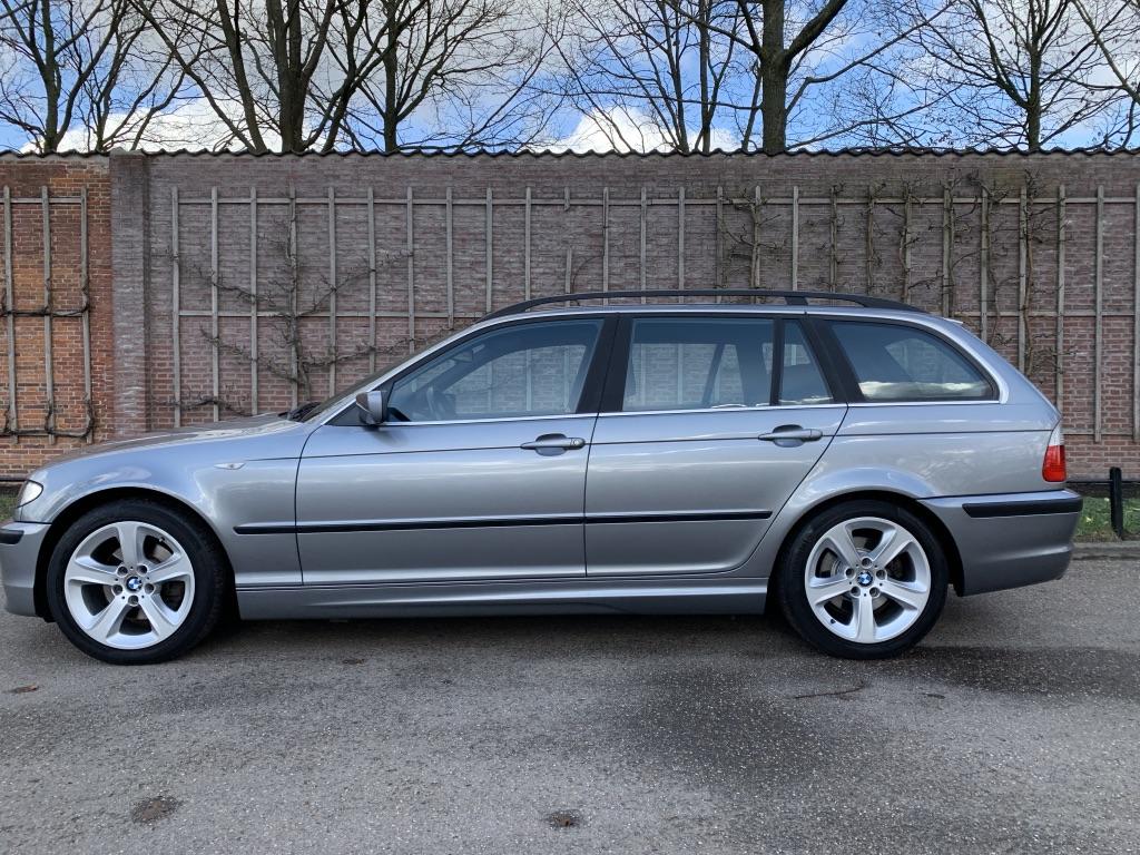 BMW 325i Touring e46 | Betaalbaar BMW touring rijden